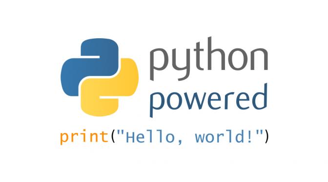 Python, c'est bon