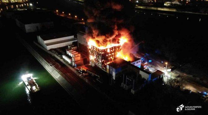 Incendie dans le datacenter OVH de Strasbourg